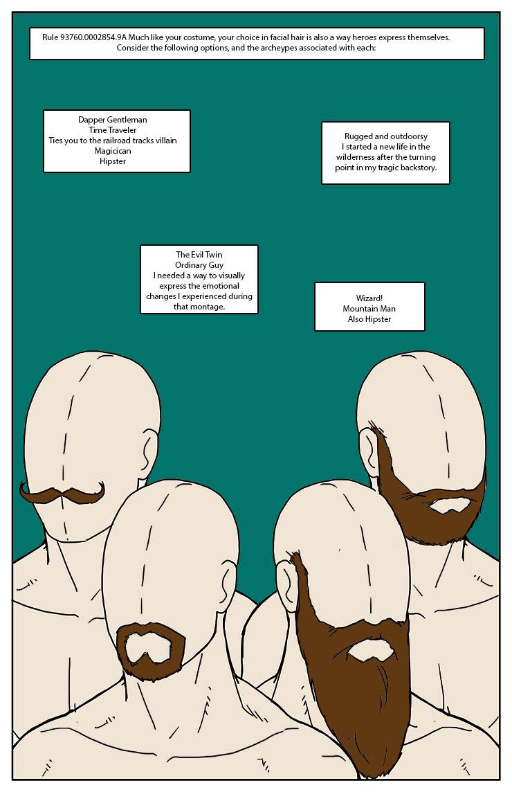 So beardy...